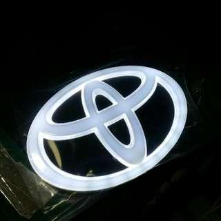 4d Toyota Logo Light.