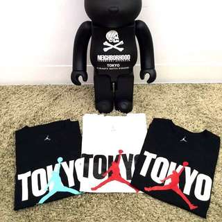 Nike Jordan 短T 東京限定