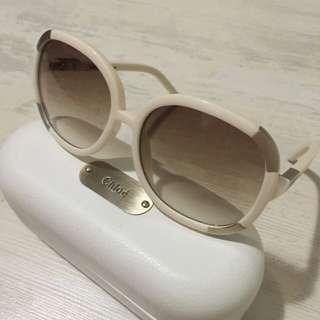 Pretty Ivory Chloe sunglasses