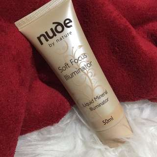 Nude By Nature - Soft Focus Illuminator
