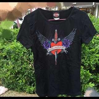 哈雷Harley Davidson 短袖
