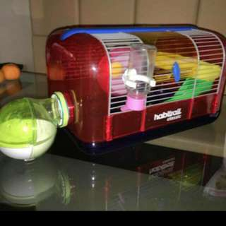 Habittrail Classic hamster Cage