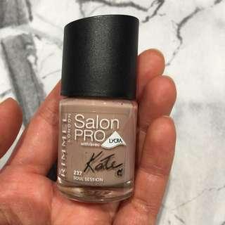 1 X Rimmel Salon Pro Nail Polish