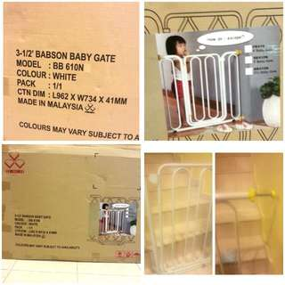 Baby Safety Gate/Guard Door