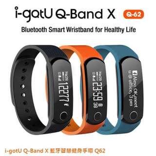 藍牙智慧手環 i-gotU Q-Band
