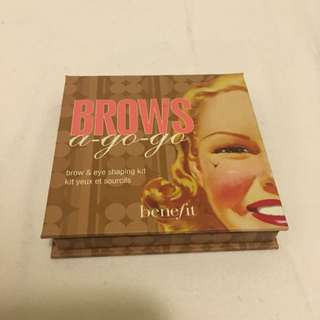 Benefit Brows a-go-go