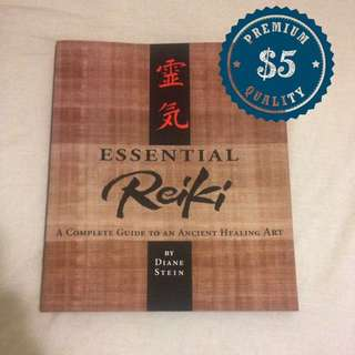 Pending: Essential Reiki - A Complete Guide To An Ancient Healing Art
