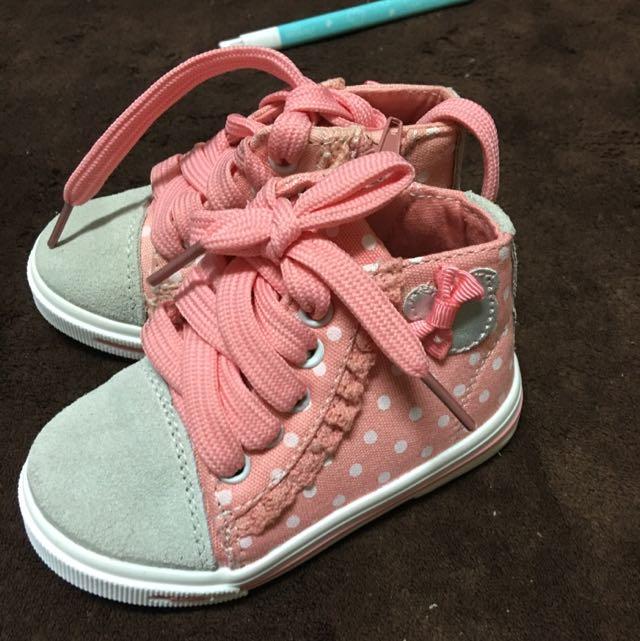 外貿寶寶休閒鞋
