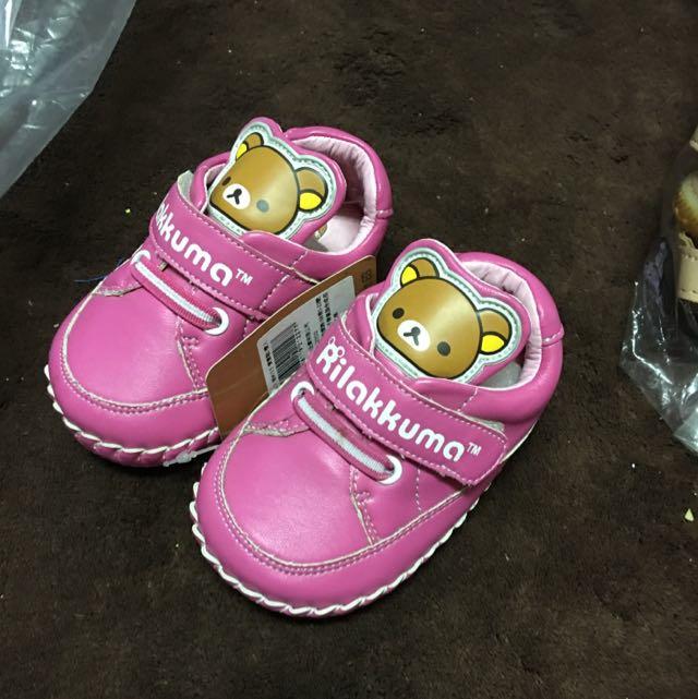 拉拉熊童鞋