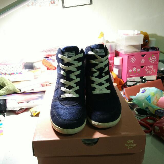 日本 Hawkins Sport 增高鞋4.5cm