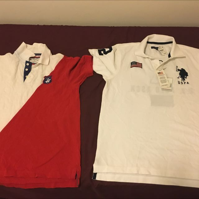 Beverly Hills Polo Club Shirt, US polo Assc Polo New With Tags