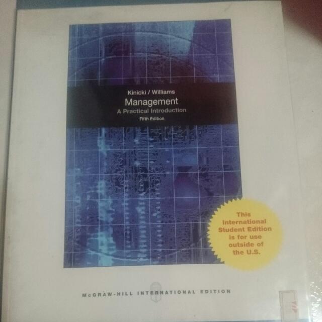 Business Management (BMGT) Textbook