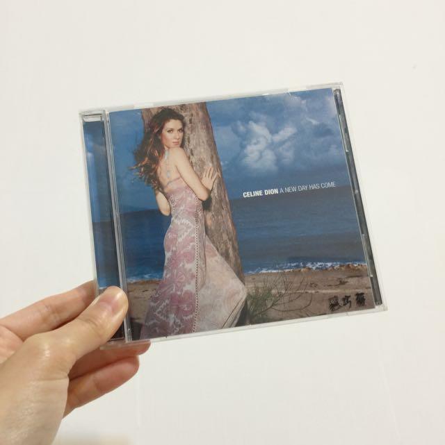 Celine Dion 席琳狄翁CD