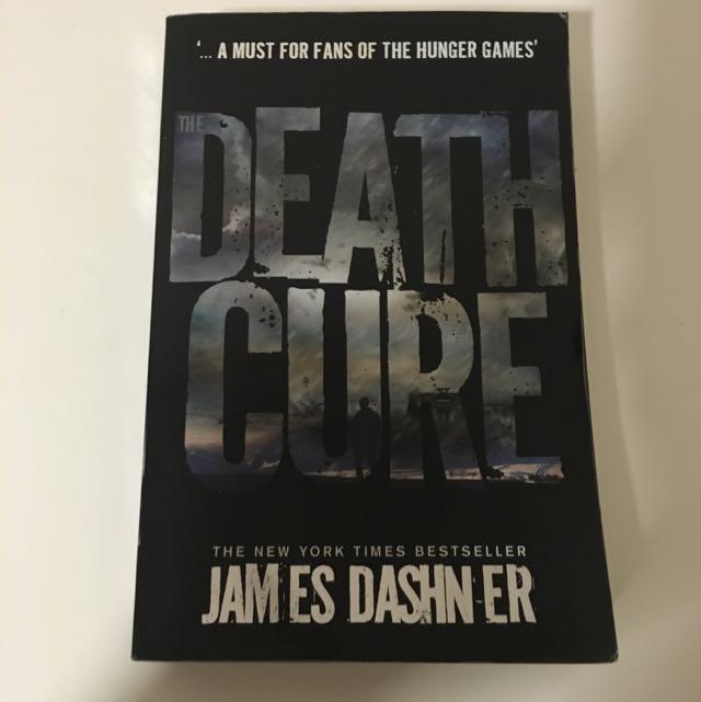 Death Cure - James Dashner