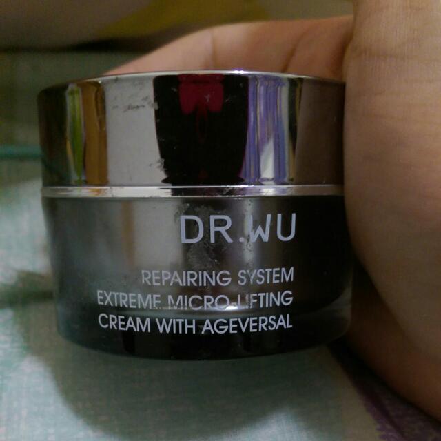 Dr.wu修復霜