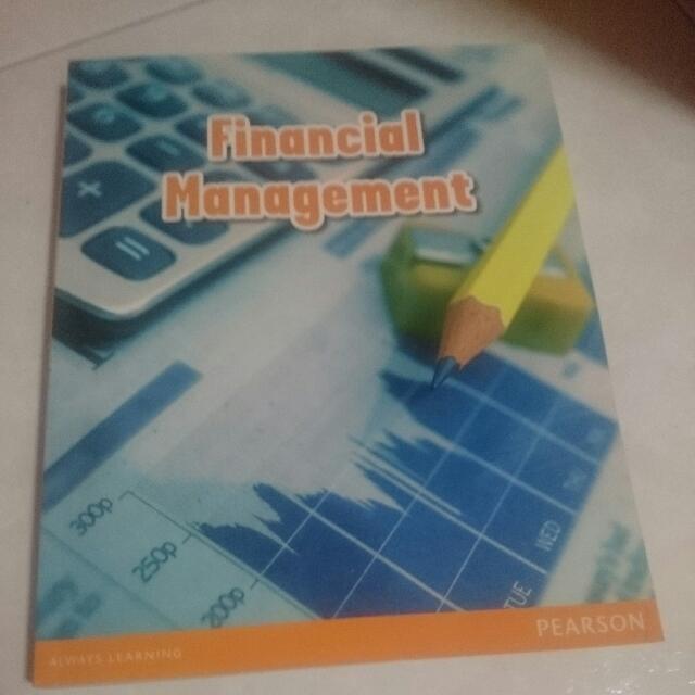 Financial Management (FMGT) Textbook