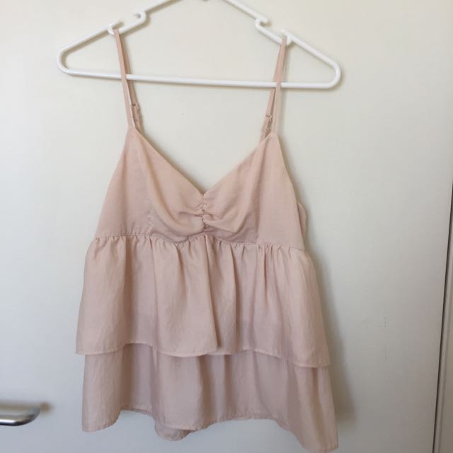 Forever New Babydoll Top