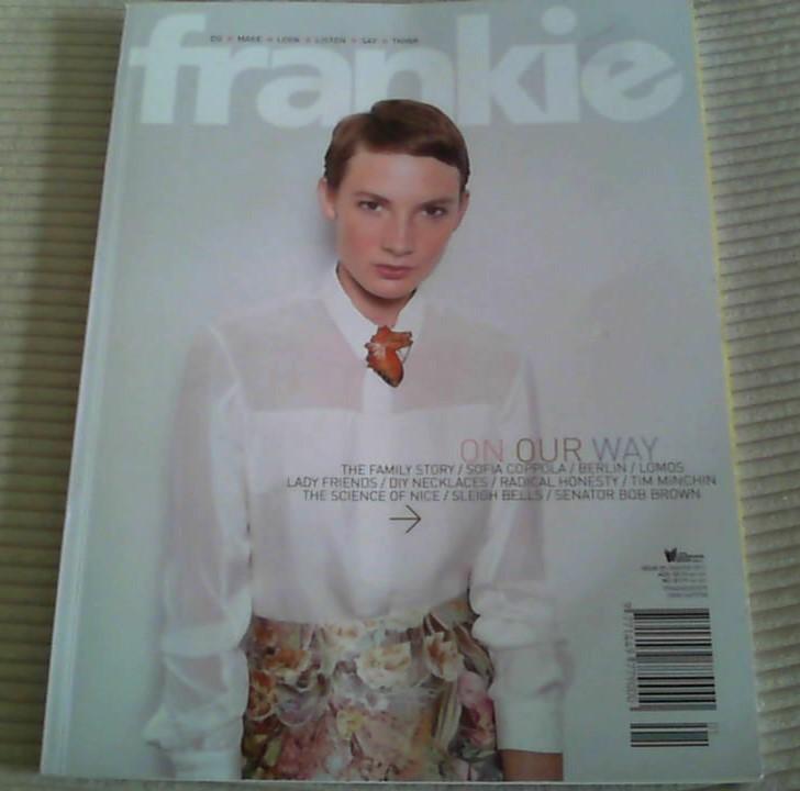 Frankie Magazine - Issue 39