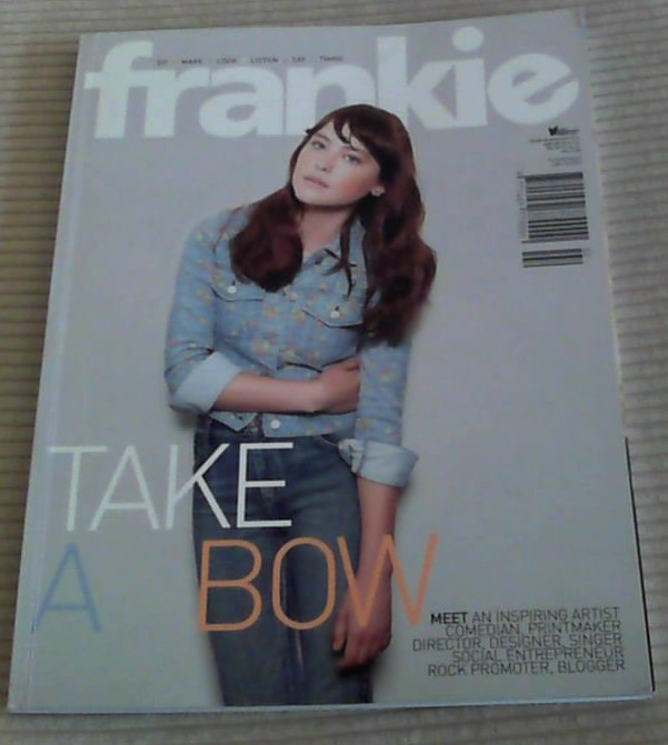 Frankie Magazine - Issue 40