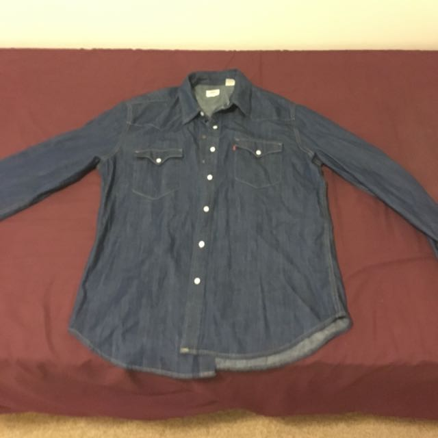 Genuine Levi's Denim Jacket