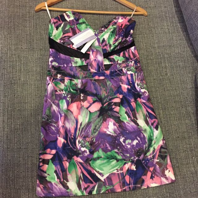 Gingham & Heels Dress
