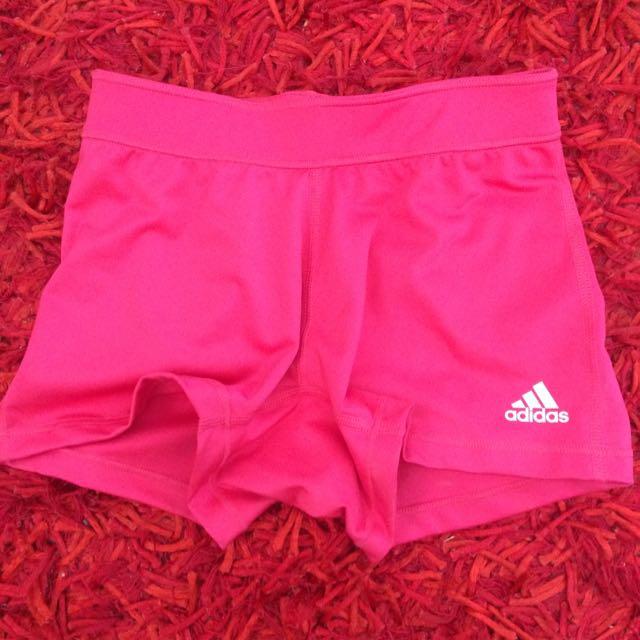 Hot Pink Adidas Hot Pants