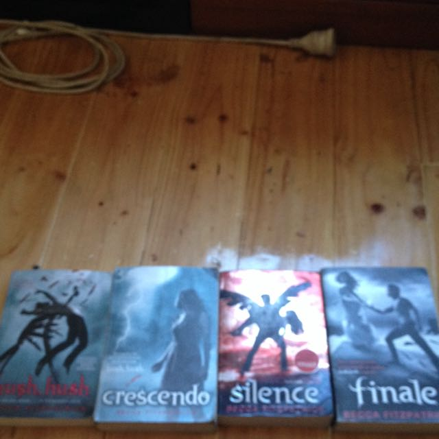 Hush Hush Book Series