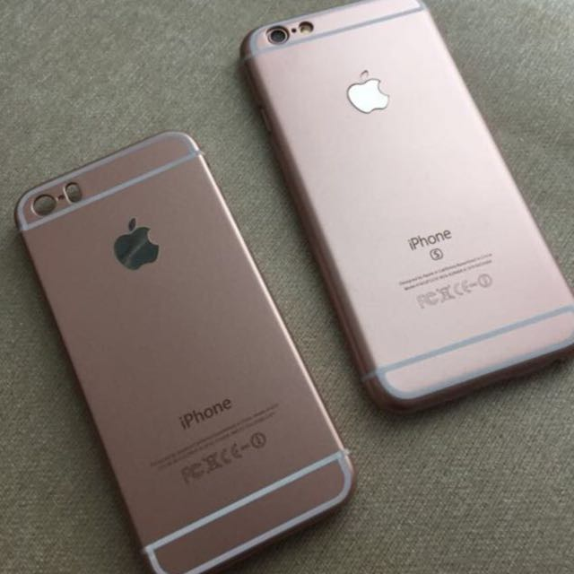 iPhone 6 Plus Rose Gold Cover for iPhone 6 Plus