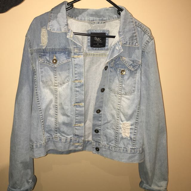 Jean Jacket (Cotton On)