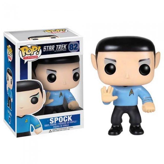 Looking For Pop Vinyl Spock