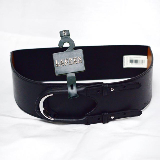 Ralph Lauren New Leather Belt