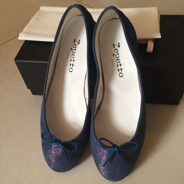 repetto paris法國芭蕾舞鞋
