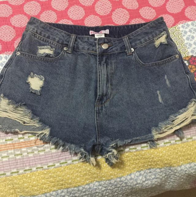 Supre Size X  Denim Short