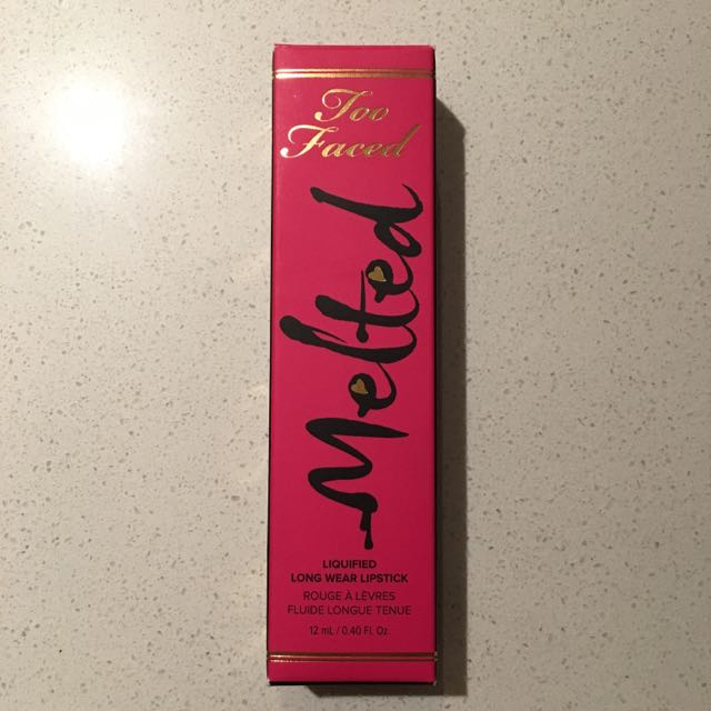 Too Faced Melted Jelly Donut