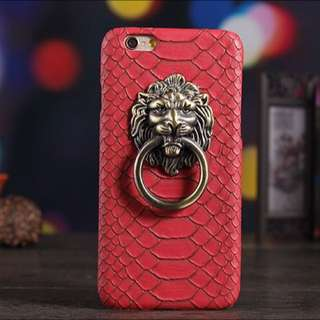 Metal Ring Holder Case For iPhone 6/6s