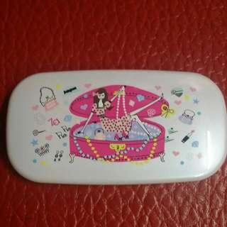 👑 郵寄 免運🆕Za特別紀念版粉餅盒(不含蕊)