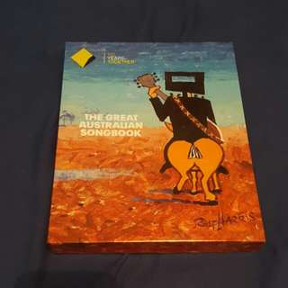 The Great Australian Song Book