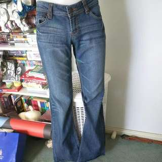 Streetwear Society Bootleg Hipster Jeans