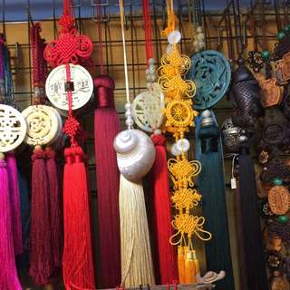 Chinese Knots HandiCrafts And Collectibles