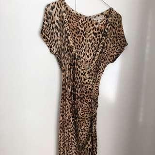 Roberto Cavalli For Target Leopard Dress