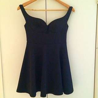 Black Evening Dress # Perfect For Clubbing, Small on Me Wrong Size Selected.  Ready To Negotiate For Serious Buyer