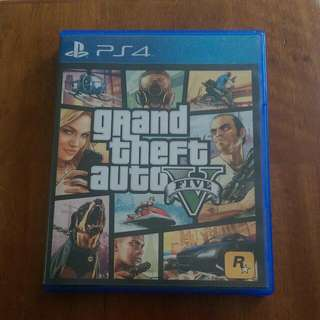 Grand Theft Auto V (Sony PlayStation 4 | Standard | Pre-Owned | R3)