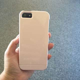 Iphone 5 Pink Case