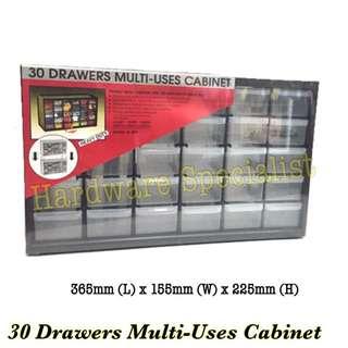 Brand New 30 Drawer Multi-Uses Cabinet / Toolbox / Storage Box