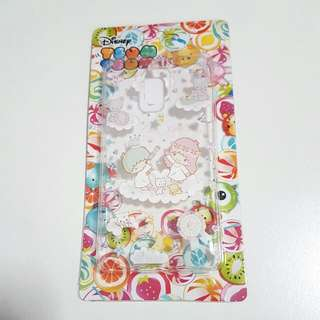 Samsung NOTE 4 Cover (Little Twin Stars)