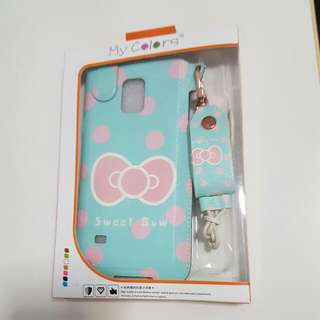 Samsung Note 4 Cover  (Sweet Bow)