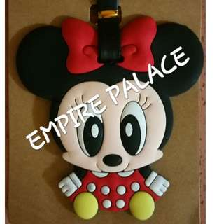 🎉AVAILABLE NOW BB Minnie Luggage Tag
