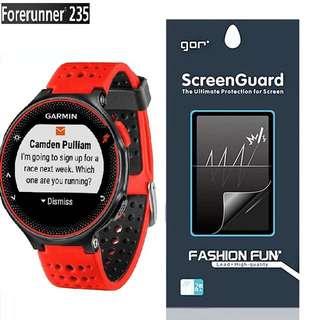 Garmin Forerunner 235 HD Crystal Clear Screen Protector