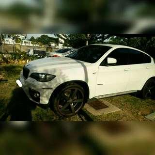 BMW X6 3.0 Petrol