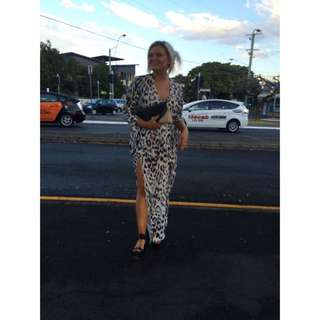 Sheike Dress